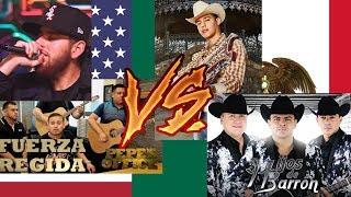 REGIONAL URBANO vs. REGIONAL MEXICANO!