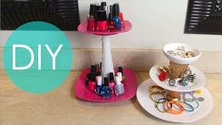 Diy- Rotating Accessory Stand