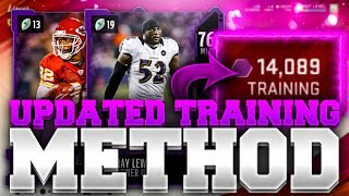 NEW METHOD TO GET CHEAP TRAINING IN MADDEN 20!! | HOW TO GET CHEAP TRAINING POINTS!!