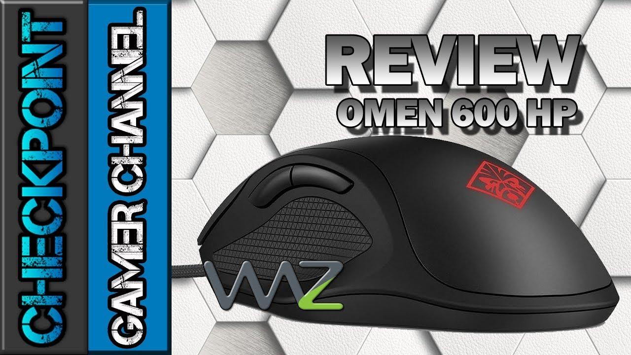 Mouse de Cabra OMEN! OMEN 600 by HP - Review & Unboxing (PT-BR)