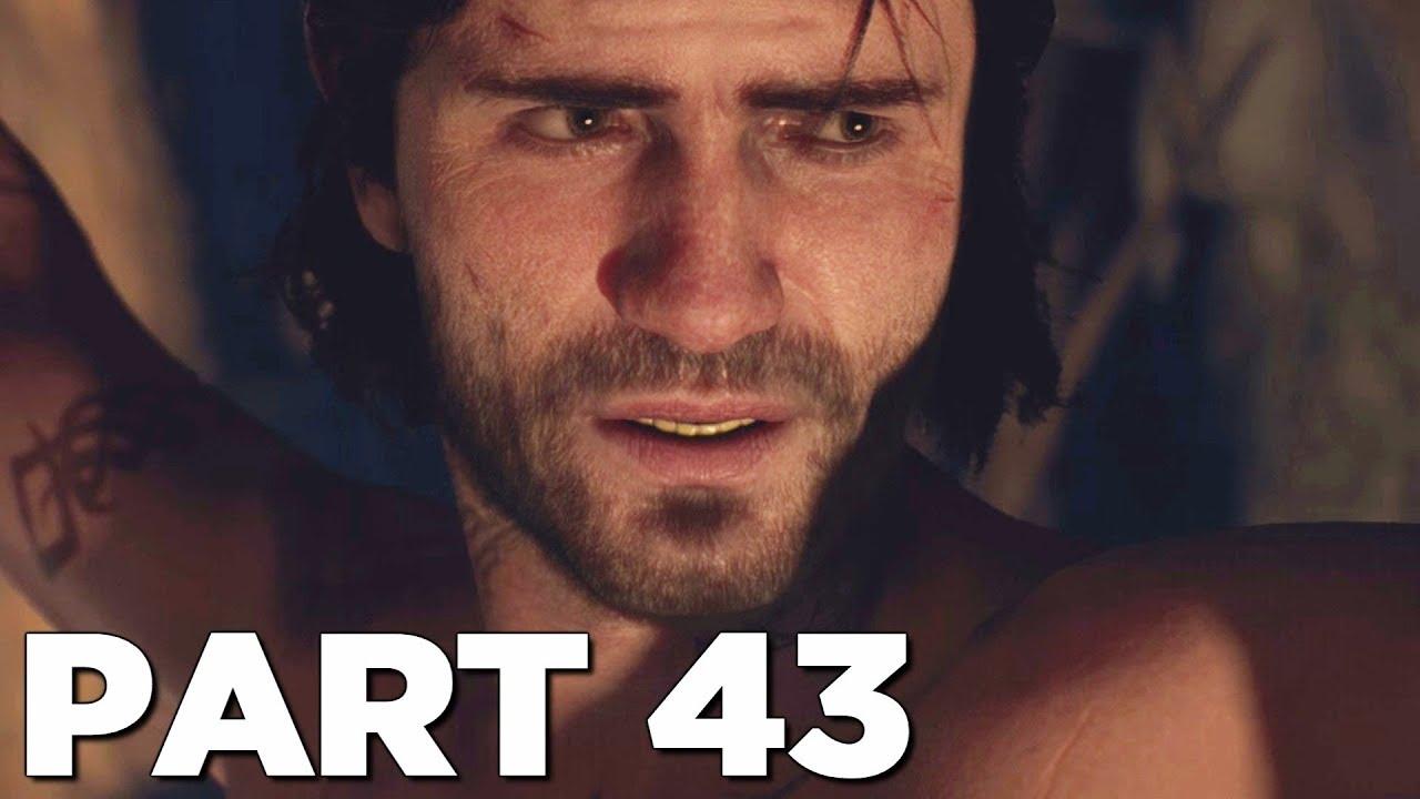 DAYS GONE Walkthrough Gameplay Part 43 - MONGRELS (PS4 Pro)