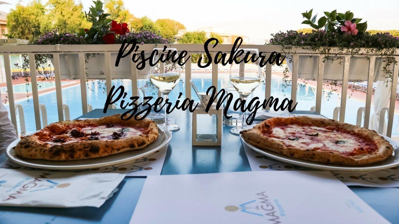 Piscina A Torre Del Greco piscine sakura pizzeria magma a torre del greco - napoli