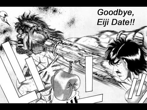 Eiji Date vs Ricardo Martinez 2 (Ippo Manga) MMV - YouTube