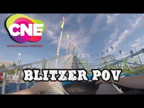 CNE Blitzer On-Ride POV (1080p HD)