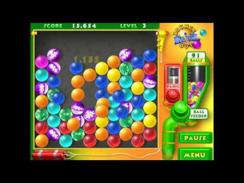 BOUNCE OUT BLITZ -  Game House (SWAPPER MODE) LEVEL 1-5