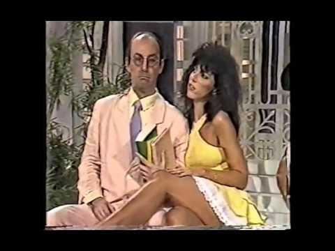 GUILHERME OSTY com COSTINHA e EDNA VELHO - DOMINGO DE GRAÇA - TV MANCHETE