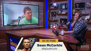 Final Mitrione & McCorkle Minute On The MMA Hour