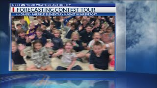 Forecasting contest tour: Fairfield Elementary Magnet