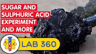 Chemistry Experiments | Awesome Chemical Reaction | Lab 360