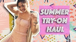 🎃 最近夏日新衣物分享 SUMMER TRY-ON HAUL | Pumpkin Jenn🎃