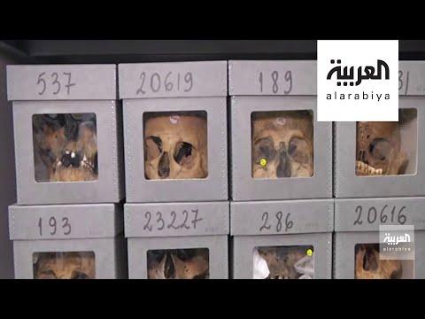 الجزائريون يستقبلون جماجم أجدادهم  - نشر قبل 14 ساعة