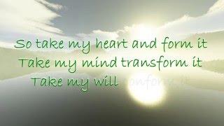Take My Life - Scott Underwood w/lyrics