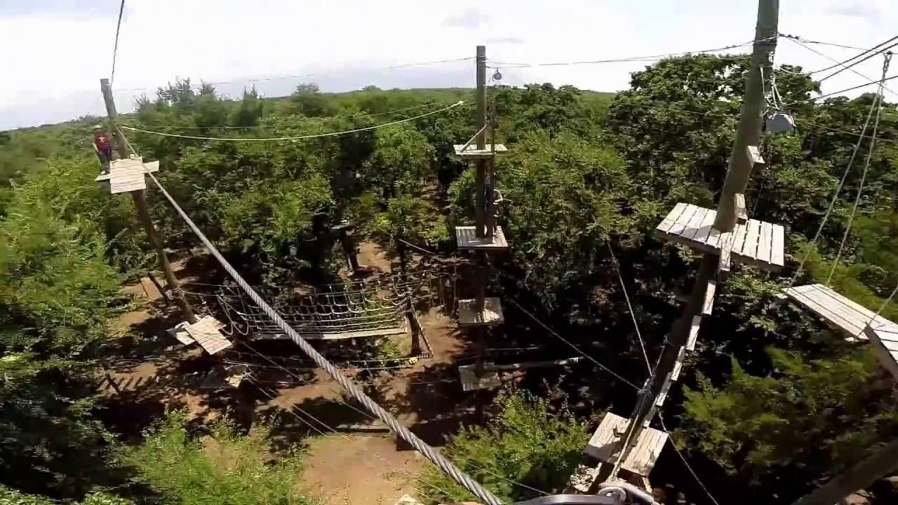 Trinity Forest Adventure Park Dallas Tx Youtube