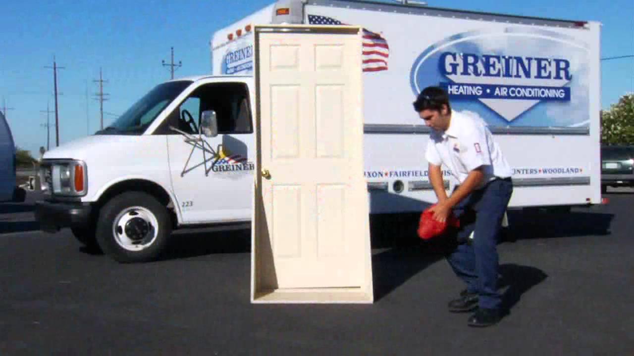 Greiner Games - Greiner Heating and Air - YouTube