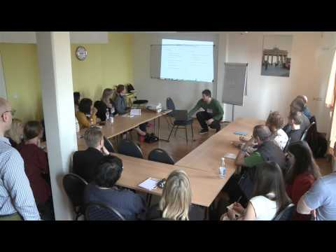 Cantonese as key to the sinosphere languages - Victor Berrjod at the 2015 Berlin Polyglot Gathering