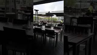 코로나 19 이후 요하네스버그 호텔 내부 상황...