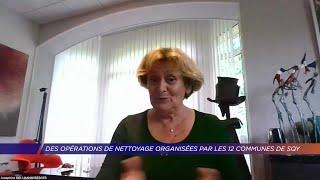Yvelines | Des opérations de nettoyage organisées par les 12 communes de SQY