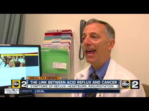 Acid reflux is the greatest risk factor for esophageal cancer