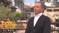 Disney CEO gives exclusive interview in new 'Star Wars: Galaxy's Edge' park