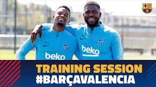 second-training-session-to-prepare-the-cup-final-against-valencia