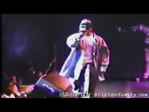Eazy-E Concert Full Footage 1994