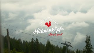 Travel video - Hühnerköpfe Switzerland