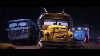 """CARS 3 """"Miss Fritter"""" Movie Clip - 2017 Pixar Animation"""