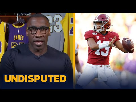 Tua needs to adjust his playing style, but his injuries shouldn't be a concern Shannon   UNDISPUTED