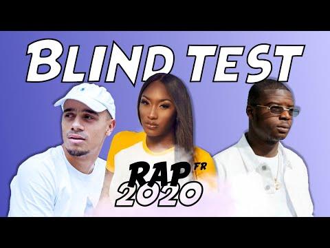 BLIND TEST 2020 Rap FR  🎤 😎