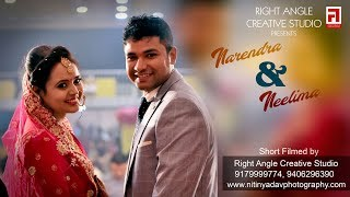 WEDDING TEASER | Narendra + Neelima | RIGHT ANGLE CREATIVE STUDIO
