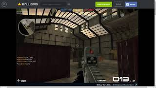 Military Wars Strike   Juega gratis online en Minijuegos