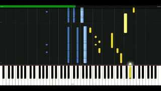 Spice Girls - Say Youll Be There [Piano Tutorial] Synthesia | passkeypiano