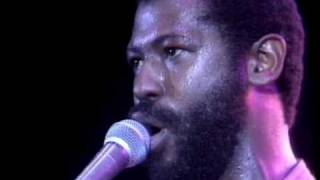 Teddy  Pendergrass - Turn Off The Lights [Live In
