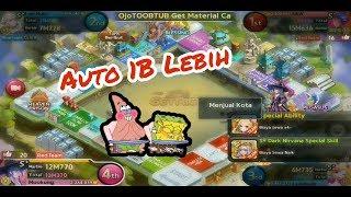 GAMEPLAY S+ SWIMSUIT NIXIE ( 2 ) !! INI BARU MAKSIMAL 🤭 LINE LET'S GET RICH INDONESIA
