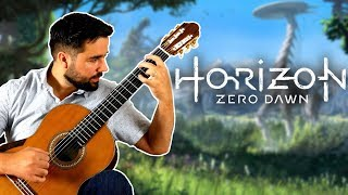 HORIZON ZERO DAWN: Aloy's Theme - Classical Guitar Cover (Beyond The Guitar) - Stafaband
