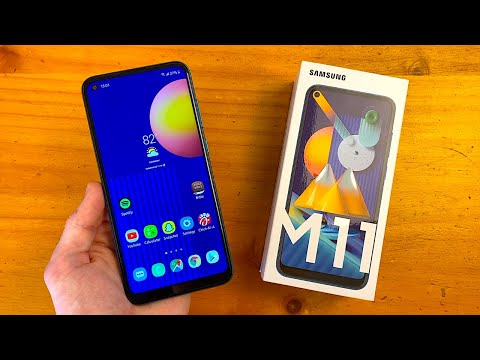 Samsung Galaxy M11 Unboxing & First Impressions!