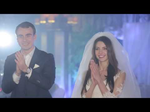 Ресторан Монако. Свадьба. Дуэт ведущих Andart. Андрей и Артем
