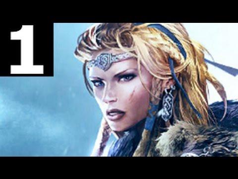 VIKINGS Wolves Of Midgard Part 1 - Walkthrough Gameplay (No Commentary Playthrough) (RPG Game 2017)