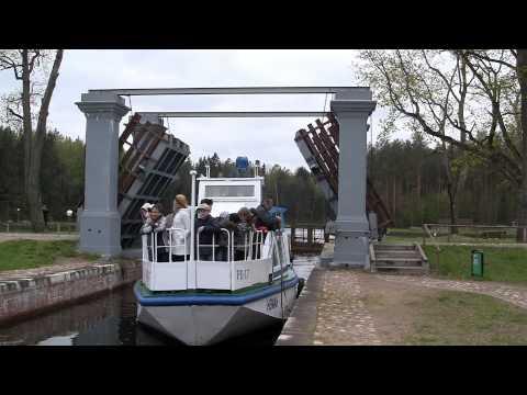 Западная Двина, Августовский канал, Белорусь, май 2011