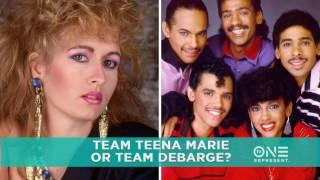 90s on the 80s: Teena Marie vs DeBarge