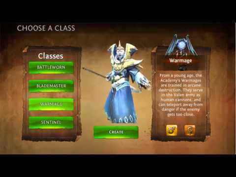 Watching Game - Dungeon Hunter 4 - Download Android