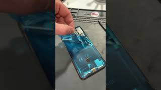 Satisfying iPhone XS Max Battery Replacement #shorts #iphonerepair #teletouch