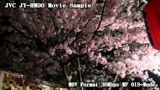 JVC JY HM90 Sample Movie