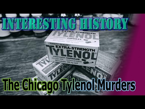 Events: The Chicago Tylenol Murders