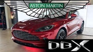 Alapár: 70 millió - Aston Martin DBX hazai bemutató