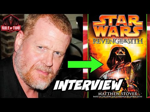 Revenge of the Sith Author Matthew Stover Interview – Rule of Two