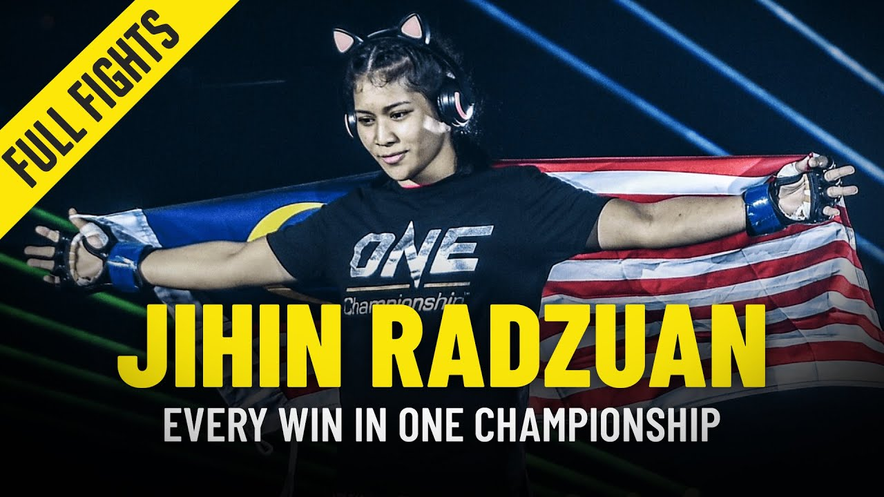 Every Jihin Radzuan Win In ONE Championship