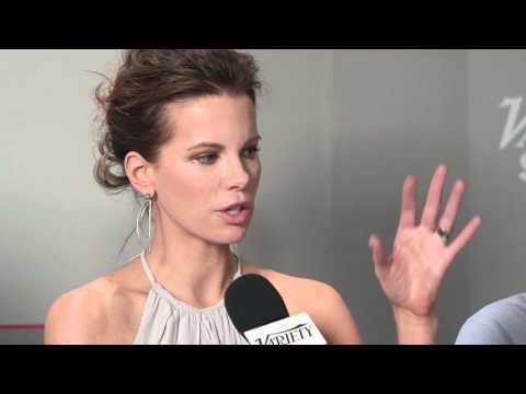 Kate Beckinsale Interview - Actress Talks About Amanda Knox film 'Face of an Angel'