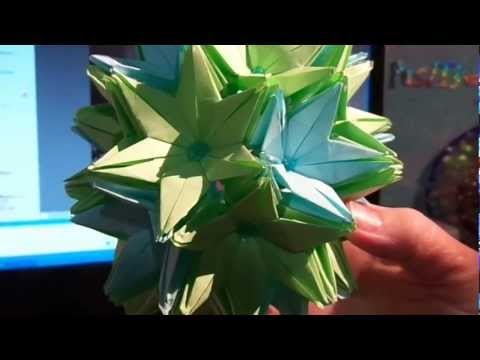 How to Fold Freedom Star, Dove Story  02