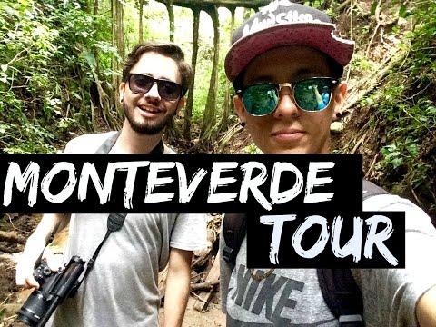DE TOUR POR MONTEVERDE
